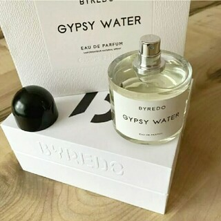 BYREDO/バレード GYPSY WATER/ジプシーウォーター 100ml