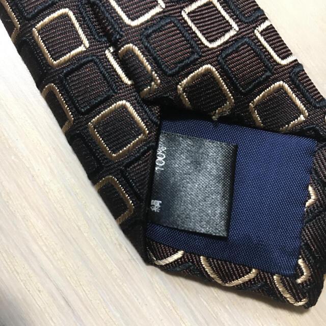THE SUIT COMPANY(スーツカンパニー)の★美品★   スーツセレクト ネクタイ メンズのファッション小物(ネクタイ)の商品写真