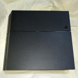 PlayStation4 - 動作確認済み PS4 物理ボタン 黒 ジェットブラック 1200