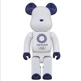 メディコムトイ(MEDICOM TOY)のbearbrick 100% 400% セット 東京オリンピック(アメコミ)