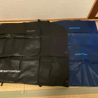 スーツカンパニー(THE SUIT COMPANY)のスーツカバー6枚セット 三越 スーツカンパニー インヘイルエクスヘイル(その他)