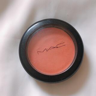 MAC - MAC パウダーブラッシュ モダンマンダリン
