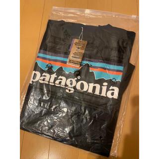 patagonia - 新品 patagonia パタゴニア 半袖T P-6LOGO ブラック M