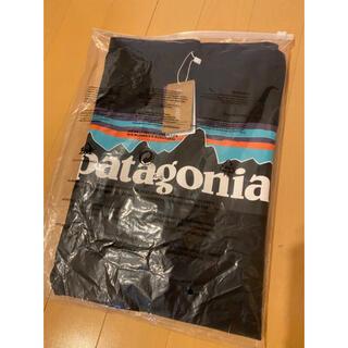 patagonia - 新品 patagonia パタゴニア 半袖T P-6LOGO ブラック XL