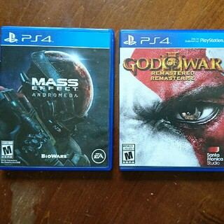 PlayStation4 - mass effect android  ps4