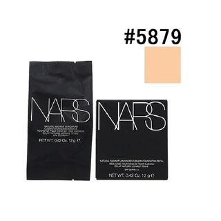 ナーズ(NARS)のNARS ナチュラルラディアントロングウェアクッションファンデーション 5879(ファンデーション)