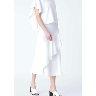 ADORE - 美品 アドーア ロングスカート ペチコート付き 定価41,800円
