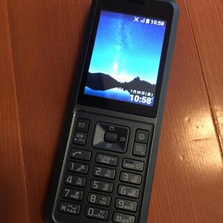 Softbank - シンプリー ソフトバンク プリペイド携帯