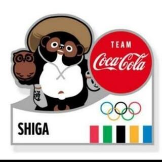 コカ・コーラ - コカ・コーラ ピンバッジ 滋賀 オリンピック