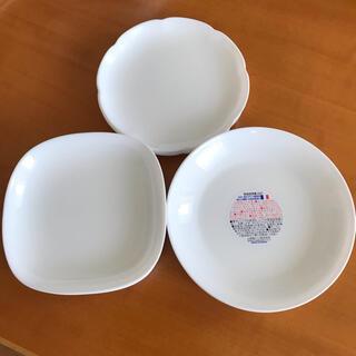 ヤマザキセイパン(山崎製パン)のヤマザキパン 白いお皿 12枚(食器)