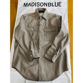 MADISONBLUE - マディソンブルー2020カスタムHAMPTOMシャツ