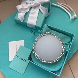 Tiffany & Co. - Tiffany ハードウェアブレスレット(ミディアム)