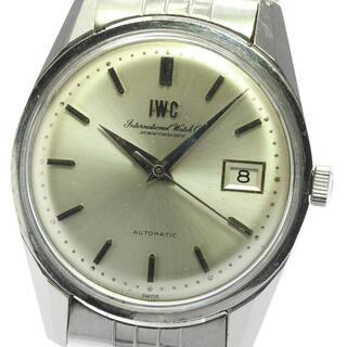 インターナショナルウォッチカンパニー(IWC)のIWC アンティーク デイト cal.8541B  メンズ 【中古】(腕時計(アナログ))