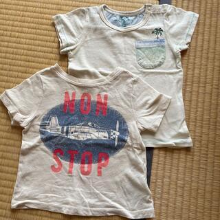 オールドネイビー(Old Navy)のオールドネイビー ディラッシュ Tシャツ 80(Tシャツ)