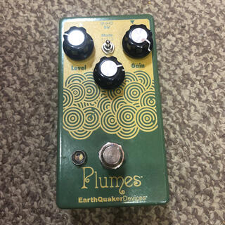 EarthQuaker Devices Plumes(エフェクター)