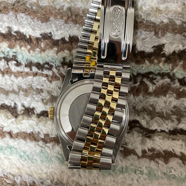 ROLEX(ロレックス)のロレックスデイトジャスト1973年ワイドボーイα メンズの時計(腕時計(アナログ))の商品写真