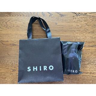 shiro - SHIRO. ホワイトティー クレイハンドソープ   サボン ジェル80.  セ