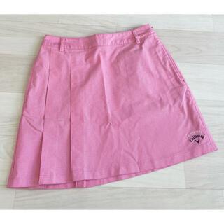 Callaway Golf - キャロウェイゴルフ Callaway Golf  プリーツスカートサイズS
