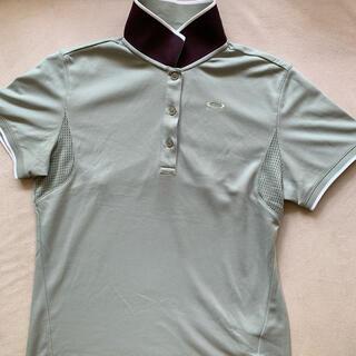 オークリー(Oakley)のオークリー ポロシャツ レディース(ポロシャツ)