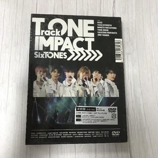 SixTONES/TrackONE-IMPACT-  DVD初回盤<2枚組>