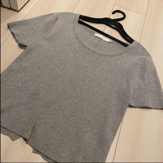 ココディール(COCO DEAL)のcocodeal ラメトップス(カットソー(半袖/袖なし))
