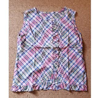 パーリーゲイツ(PEARLY GATES)のパーリーゲイツ ノースリーブシャツ(シャツ/ブラウス(半袖/袖なし))