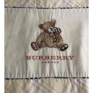 バーバリー(BURBERRY)のBurberry子供布団カバー(シーツ/カバー)