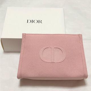 Dior - ☆新品未使用☆ Dior ディオール ノベルティ ポーチ ピンク