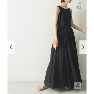 Noble - MARIHA 夏のレディのドレス 38 BLACK
