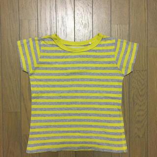 マーキーズ(MARKEY'S)の▷お値下げ▷used▷MARKEY'S 半袖ボーダーTシャツ 100(Tシャツ/カットソー)