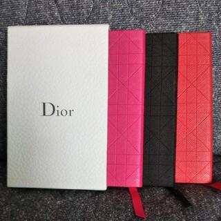 ディオール(Dior)のDiorノートセット(ノート/メモ帳/ふせん)