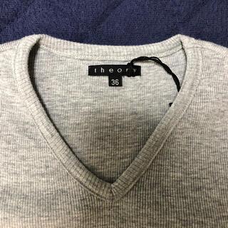 セオリー(theory)のtheory Vネック Tシャツ S-size(Tシャツ/カットソー(半袖/袖なし))