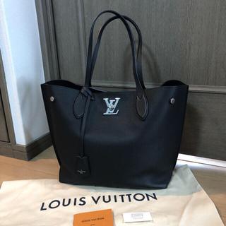 LOUIS VUITTON - ルイヴィトン、定価331100円、超美品ロックミーゴー トートバッグです。