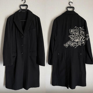ヨウジヤマモト(Yohji Yamamoto)の【極美品】15-16AW ヨウジオム ドクターテーピングジャケット yohji(その他)
