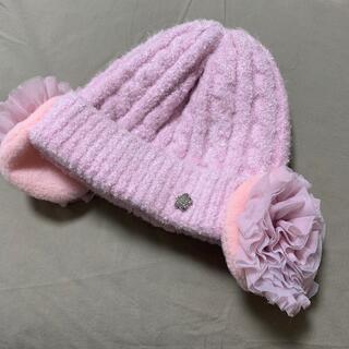 アナスイ(ANNA SUI)のANNA SUI ニット帽(帽子)