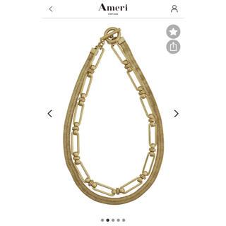 アメリヴィンテージ(Ameri VINTAGE)のAMERI ネックレス(ネックレス)