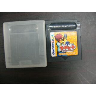 ゲームボーイ(ゲームボーイ)のGB トレード&バトル カードヒーロー (ソフトのみ)(携帯用ゲームソフト)