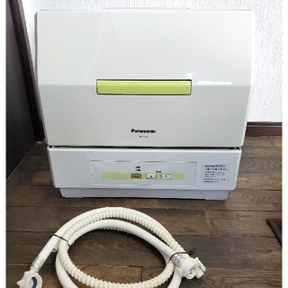 【美品】NP-TCB1-W パナソニック Panasonic 食洗機