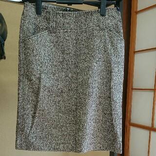 バーバリー(BURBERRY)のBURBERRY バーバリーロンドン 三陽商会     38号 ロングスカート(ひざ丈スカート)