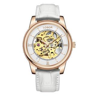 LOBER LOBER   DYNASTY CHARLEMAGNE WHITE(腕時計)
