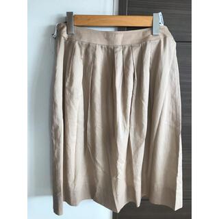 バーバリー(BURBERRY)のBURBERRY 膝丈スカート(ひざ丈スカート)