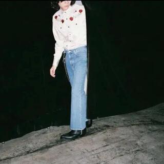 JOHN LAWRENCE SULLIVAN - 【希少】サリバン × cannabis 別注フレアデニム