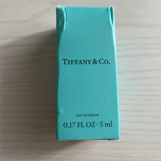 Tiffany & Co. - ティファニー香水