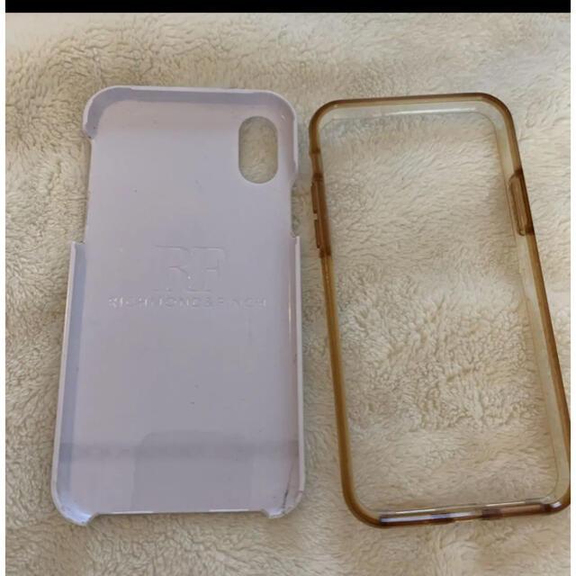 ZARA(ザラ)のRichmond&Finch iphone ケース XS X スマホ/家電/カメラのスマホアクセサリー(iPhoneケース)の商品写真