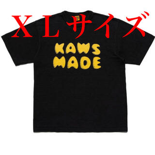 A BATHING APE - Human Made x Kaws Tシャツ  カウズ ヒューマンメイド