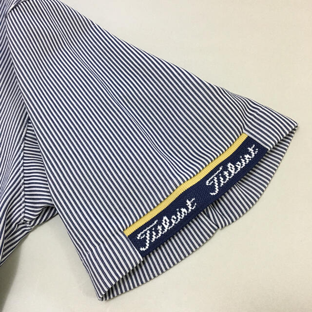 Titleist(タイトリスト)のタイトリスト Titleist ゴルフ ウェア ドライポロシャツ 半袖 シャツ メンズのトップス(ポロシャツ)の商品写真