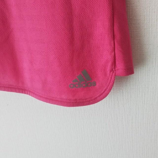 adidas(アディダス)のアディダス スポーツウェア 半袖 スポーツ/アウトドアのランニング(ウェア)の商品写真
