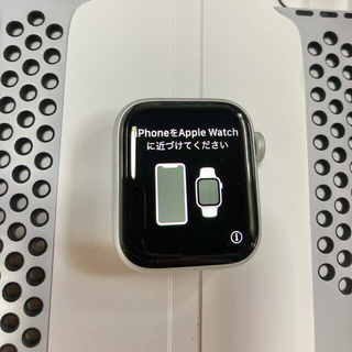 Apple Watch - 【完品美品】Apple Watch 5 NIKEモデル「40mm 」GPSタイプ