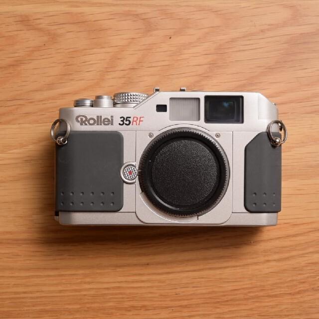 LEICA(ライカ)の美品 Rollei 35 RF フィルムカメラ Mマウント Leica ローライ スマホ/家電/カメラのカメラ(フィルムカメラ)の商品写真
