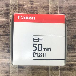 Canon - キャノンEF50mmF1,8II